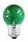 Gekleurde Kogellamp - Groen
