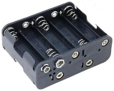 Batterij Houder 10x Penlite