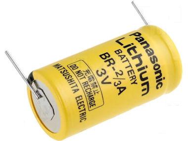 3V Lithium Batterij BR2/3A