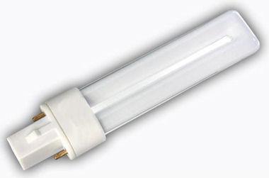 Spaarlamp met G23 Lampvoet