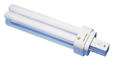 Spaarlamp met G24d Lampvoet
