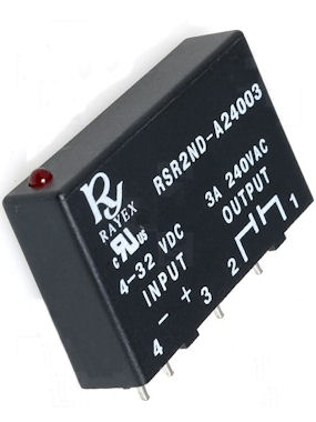 Solid State Relais 3A