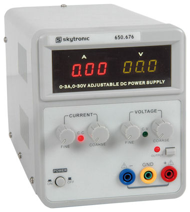 Laboratorium Voeding 30V-3A