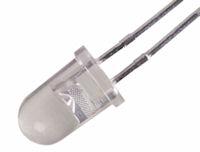 Voordelige 5mm Witte LED