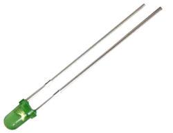 3mm Groene LED