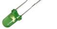 3mm Groene LED - 12 Volt