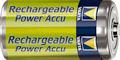1 Oplaadbare Batterij - Varta