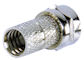 F-Connector - Schroef - 6,4mm