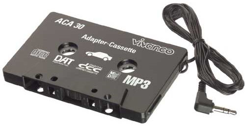 Vivanco Cassette Adapter