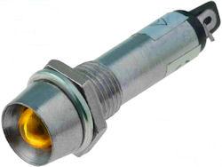 Signaallampje - 12V - Geel