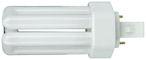 Spaarlamp met GX24d Lampvoet