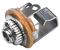 Jack Chassisdeel 2,5mm