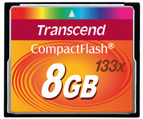 Compact Flash Geheugenkaart