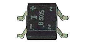 Bruggelijkrichter B500S