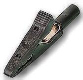 Mini Krokodilbek MA1 Zwart