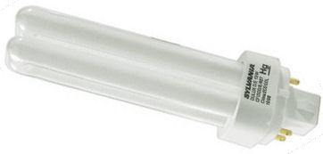 Spaarlamp met G24q Lampvoet