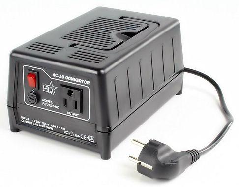 Omvormer 230V -> 110V - 300W