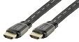 Platte HDMI 1.4 Kabel