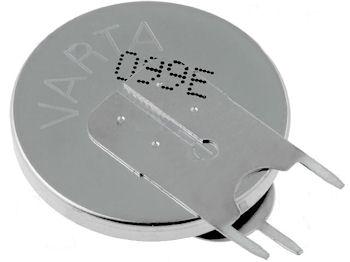 CR2450 - soldeeraansluiting
