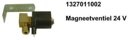 Elektrisch ventiel - 24 Volt