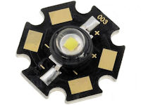 1 Watt Power LED - Super Wit