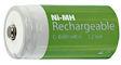 1 Oplaadbare R14 Batterij - HQ