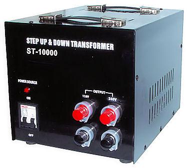 Omvormer 230V <-> 110V- 10000W