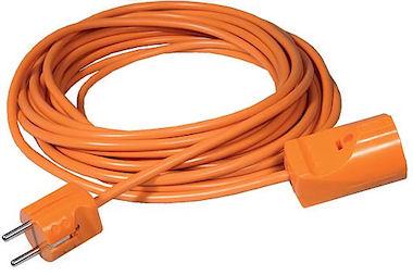 Oranje Verlengsnoer 10,0m