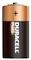 1,5V Batterij Duracell - R14