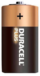 1,5V Batterij Duracell - R20