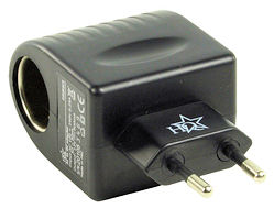 12 Volt Adapter - 400mA
