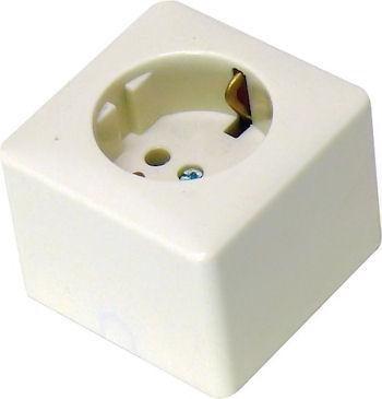 Enkel Opbouw Stopcontact