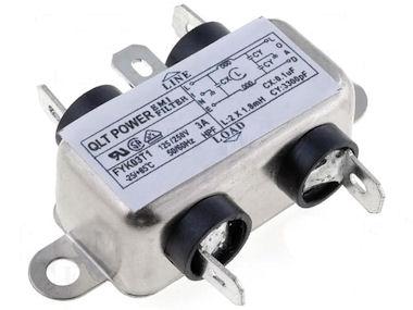 Netfilter - 3 Ampere