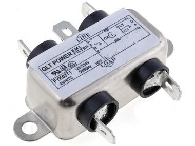 Netfilter - 10 Ampere