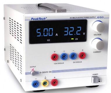 Laboratorium Voeding 30V-5A