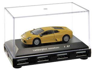 Lamborghini Murcielago USB hub