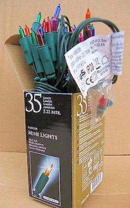 Kerstverlichting 35 Lampjes