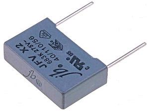 Polypropyleen Condensator 68nF