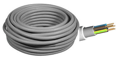 Rol Installatie Kabel 5x2,5mm2