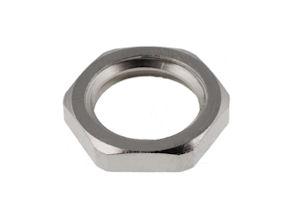 Platte Metalen Moer- M12,5x1,5