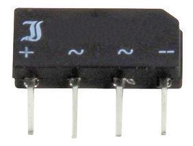 Bruggelijkrichter - 600V - 5A