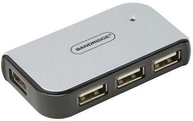 4-Poorts USB2.0 Hub