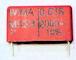 Wima Condensator 15nF - 2000V