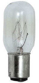 Ovenlamp / Magnetronlamp B15d