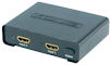 K�nig 2 Poorts HDMI 1.3 Switch