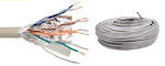 100m FTP Kabel - Cat5e - Solid