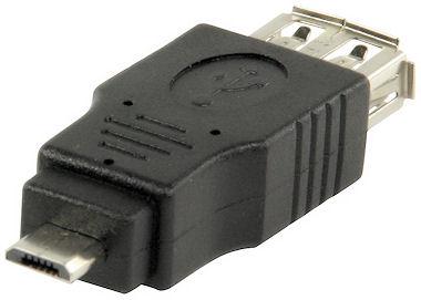 USB-A <> USB Micro-B Verloopje