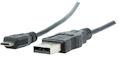 USB-A <> USB Micro-B kabel 5m
