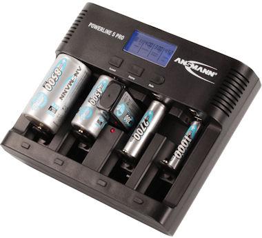 Ansmann Powerline 5 Pro - TIP!