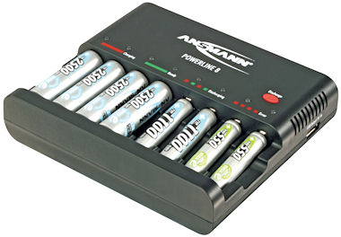 Ansmann Powerline 8